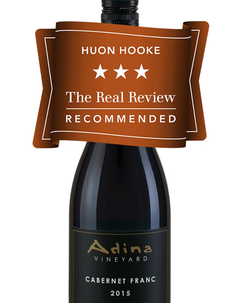 Huon Hooke award Cabernet Franc